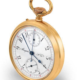 Breguet recreates Churchill's pocket watch (2)