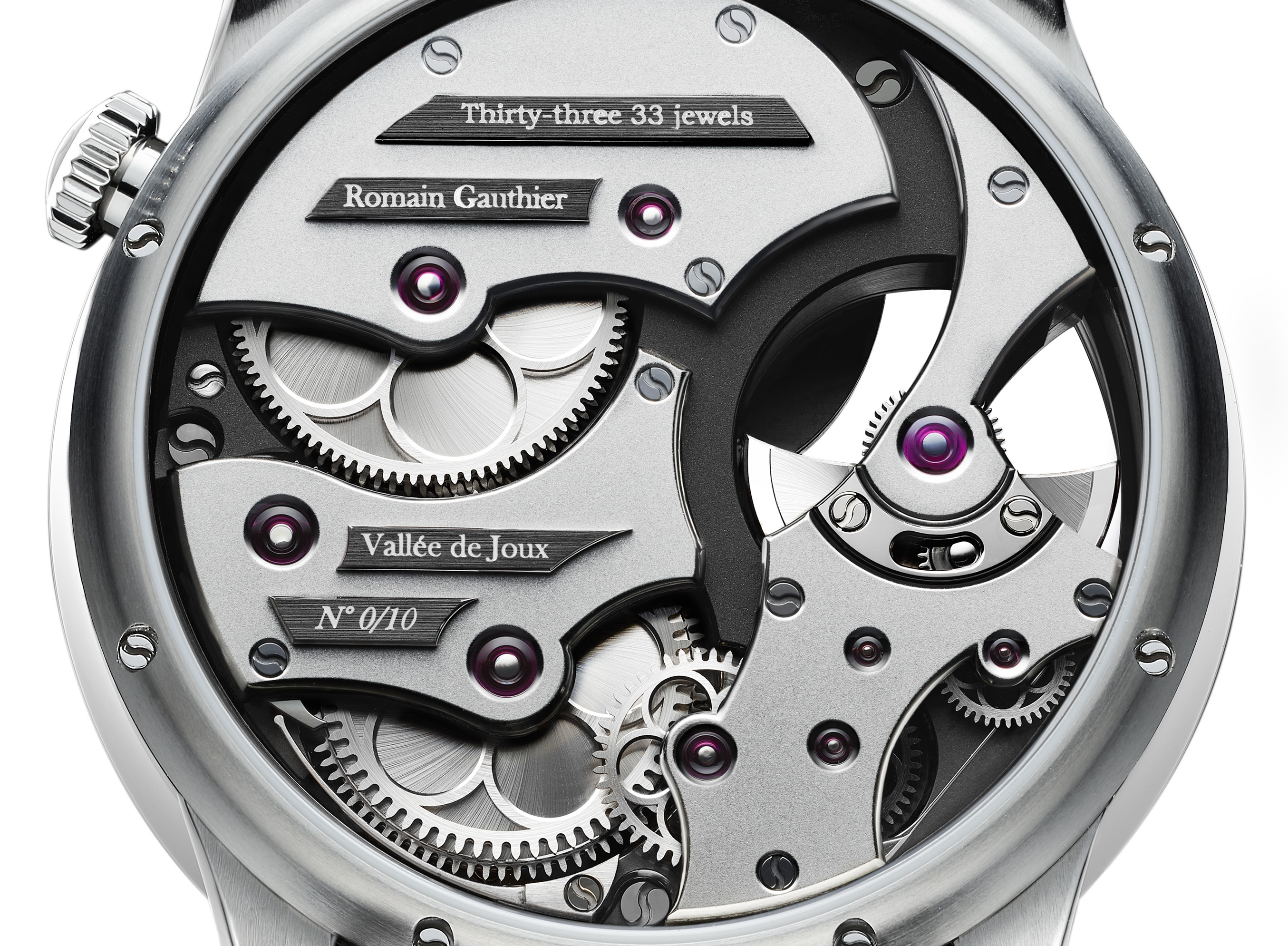 Romain_Gauthier_Insight_Micro-Rotor_Natural_Titanium_blue_enamel_dial_leather_strap_7